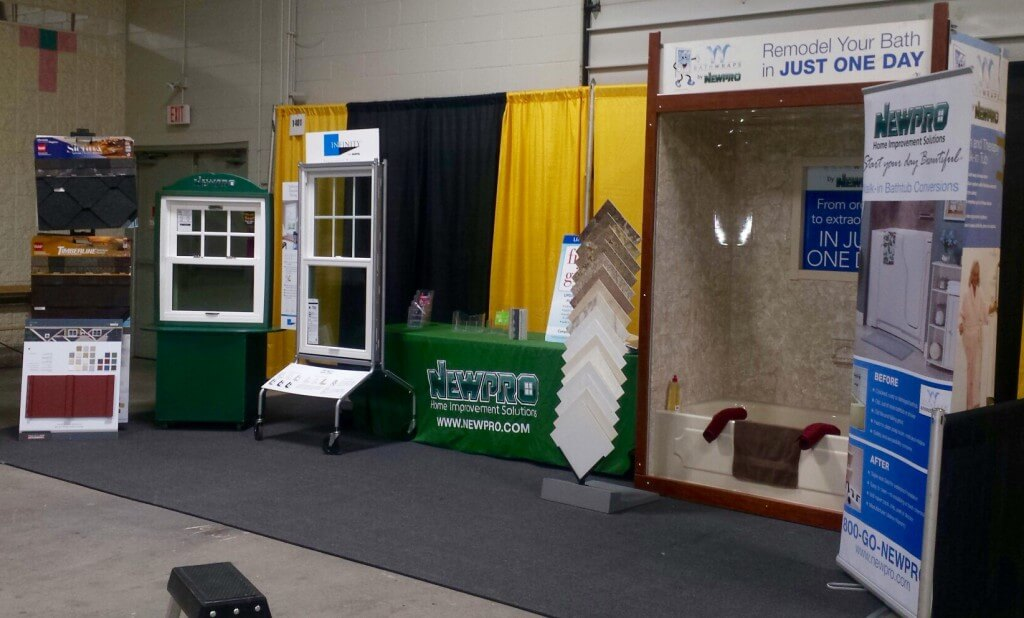NEWPRO at the Western Mass Home Show