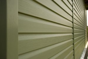 Vinyl siding installation by NEWPRO Home Improvements