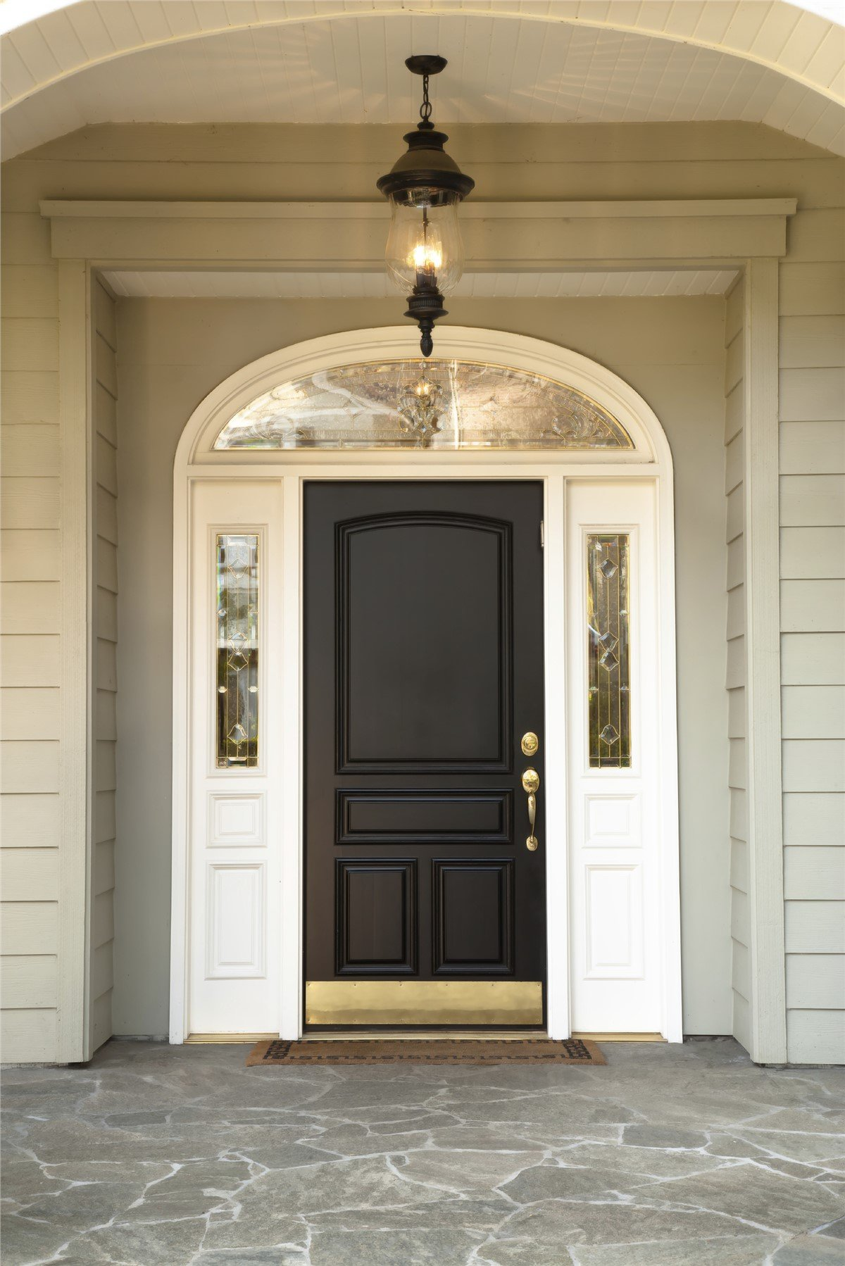 What Kind Of Paint Do You Use On A Fiberglass Door Newpro